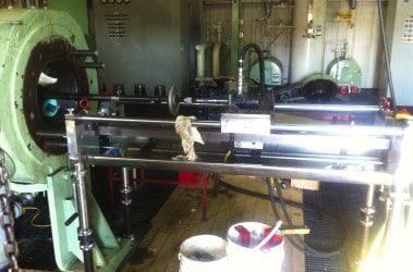 Power Honing Machine